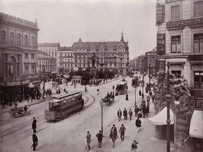 Берлин начала 20 века/ Фото: wikimedia.org