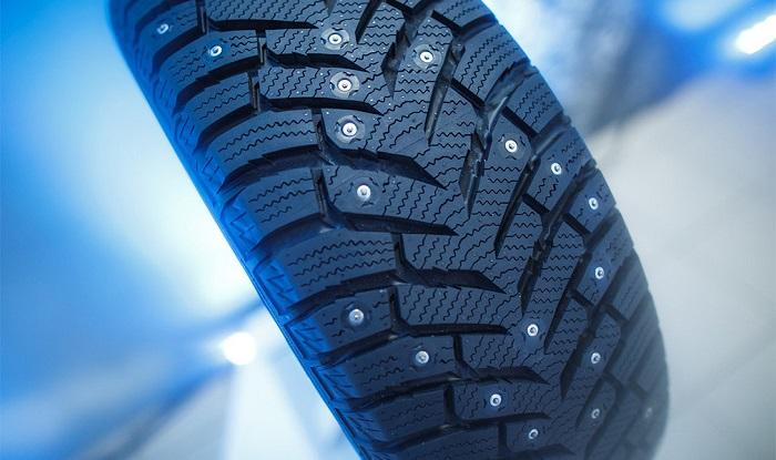 Рисунок протектора зимней шины/ Фото: autonews.ru