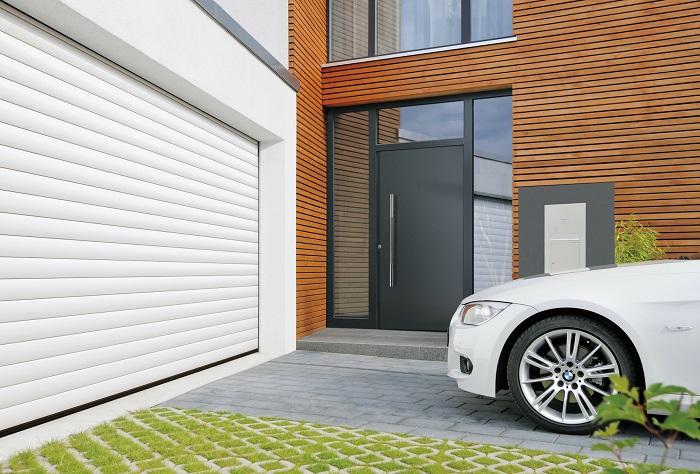 Защищенный гараж/ Фото: hoermann.de