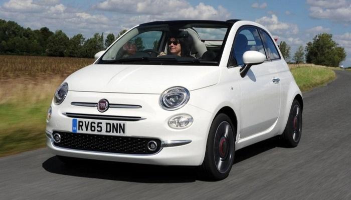 Выхлопные системы Fiat 500 ржавеют быстрее, чем у других машин/ Фото: kakavto.ru
