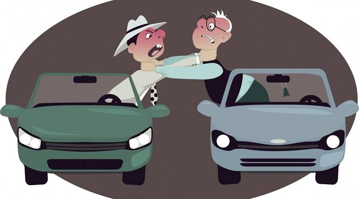 Как бороться с неадекватными автомобилистами?/ Фото: einsure.com