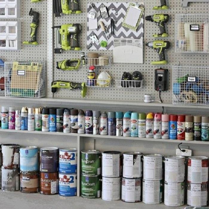 Продуманно и красиво/ Фото: homestoriesatoz.com