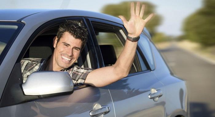 Не давайте агрессивным водителям схожей ответной реакции/ Фото: drive2.ru