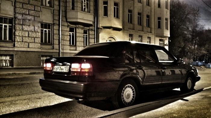 Вольво/ Фото: drive2.com