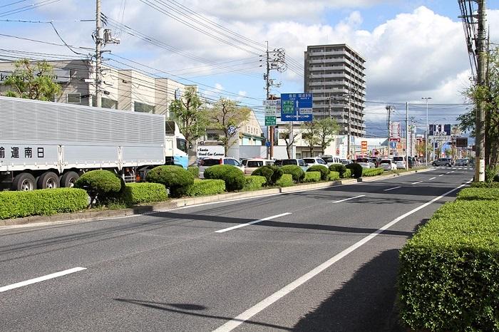 Идеальные японские дороги/ Фото: drive2.ru