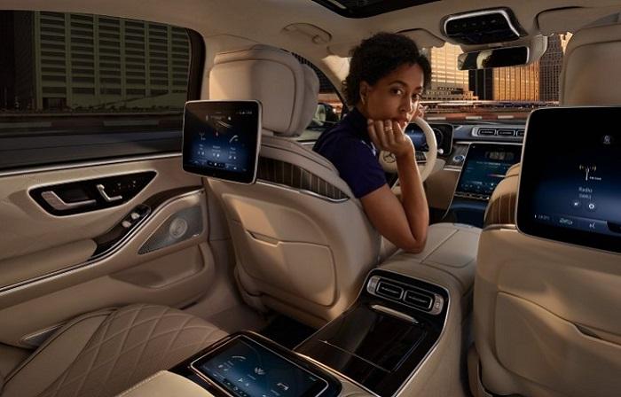 Самые продвинутые машины в мире/ Фото: mercedes-benz.de