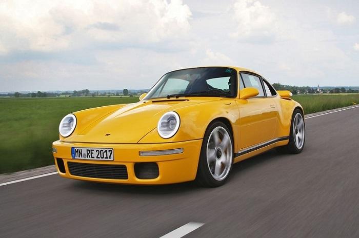 Ruf – автомобиль на базе Porsche