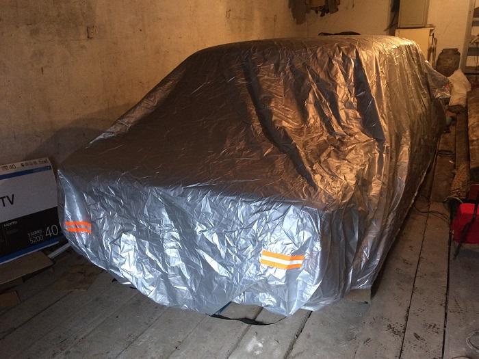 Где и как хранить автомобиль так, чтобы он не покрылся ржавчиной/ Фото: drive2.ru