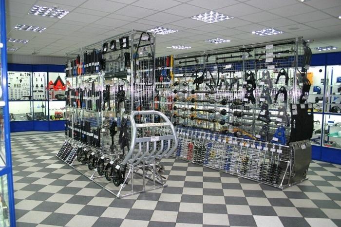 Авторитетный магазин автозапчастей/ Фото: alterainvest.ru