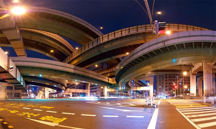 Инфраструктура обслуживания дорог/ Фото: viewout.ru
