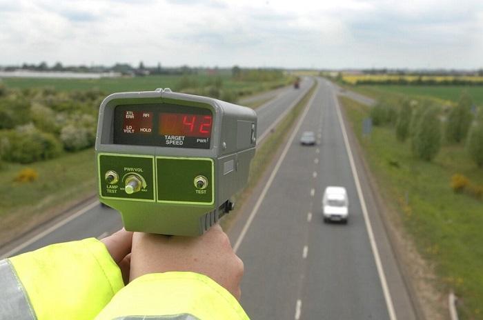 Измерение скорости.