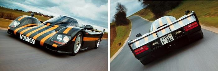 Трехлитровый Dauer 962 Le Mans/ Фото: hey.car