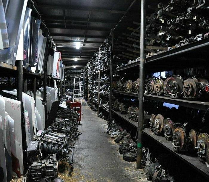 Что не рекомендуется покупать на автомобильных разборках/ Фото: auto-parts36.ru