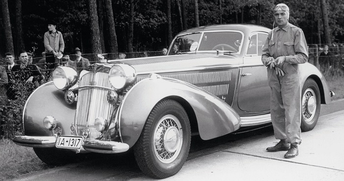 Horch 853 Coupe/ Фото: myautoworld.com