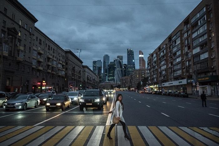 Интересные факты о правилах дорожного движения в России.
