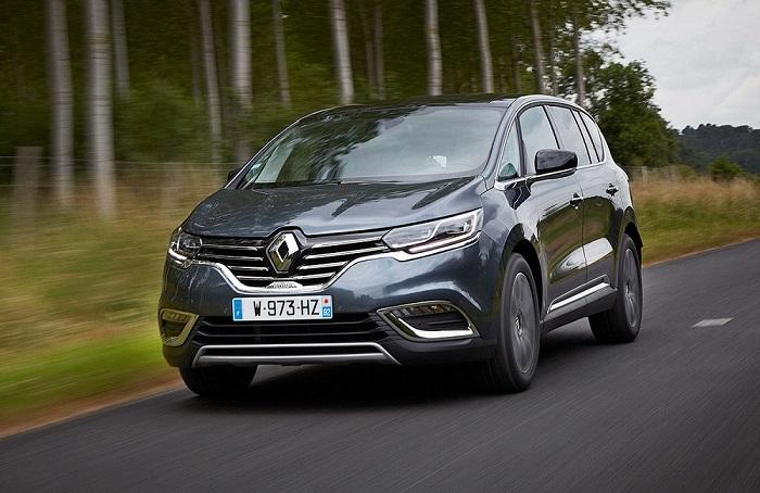 Renault Espace не оставляет ржавчине шансов на победу/ Фото: auto.ru