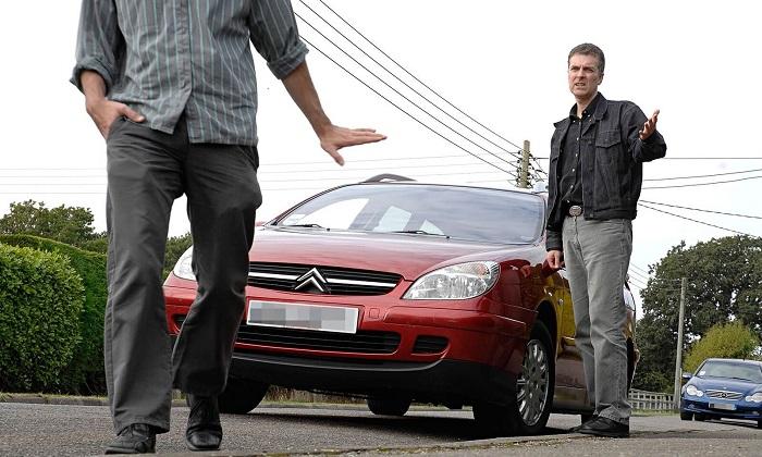 Что может указывать на недавнее нахождение машины под водой?/ Фото: auto-service-gazel.ru