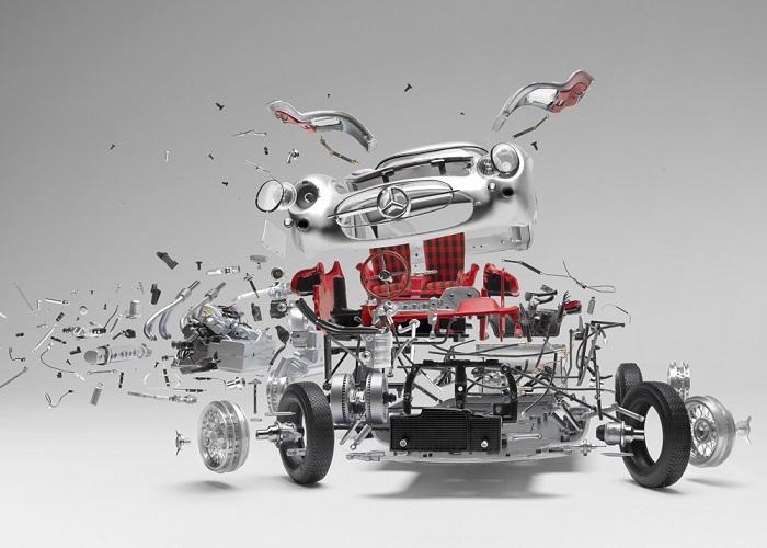 Продаем автомобиль на запчасти/ Фото: openbusiness.ru