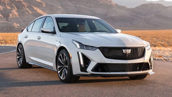 Владение Cadillac обходится в более чем 12 тыс. долларов за 10 лет/ Фото: motor1.com