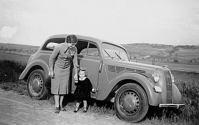 Опель Кадет – один из самых популярных автомобилей Германии/ Фото: commons.wikimedia.org