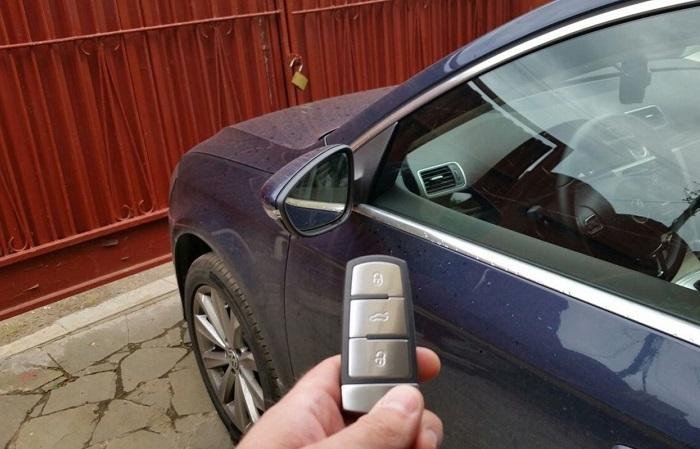 Автоматическая блокировка всех дверей автомобиля/ Фото: avtoping.ru