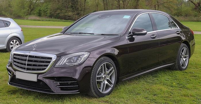 Mercedes-Benz – один из самых дорогих в обслуживании автомобильных брендов/ Фото: ru.wikipedia.org