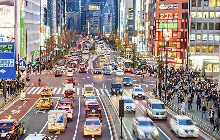 Городской трафик/ Фото: ryukoch.com