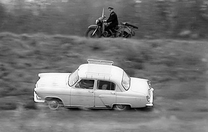 «Волга» из «Берегись автомобиля»/ Фото: drive2.ru