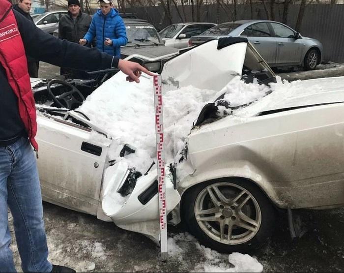 Что делать, если происшествие случилось по вине коммунальщиков? Фото: alt.kp.ru
