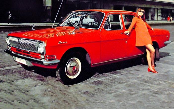 Необыкновенные советские машины были диковинкой для жителей стран Запада/ Фото: quto.ru