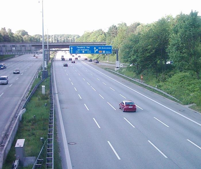 Трасса А7/ Фото: wikipedia.org
