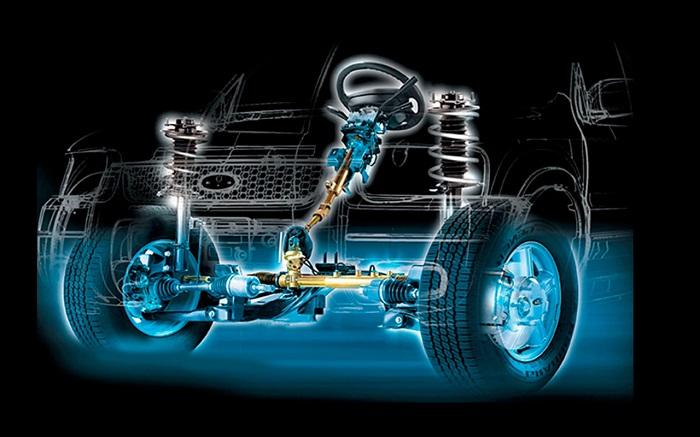 Нельзя выезжать на дорогу без качественного рулевого управления/ Фото: avto.tata