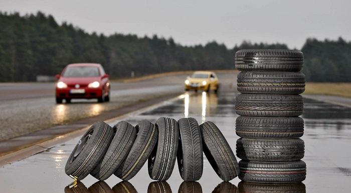 Автомобильные шины.