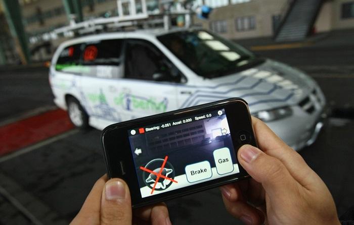 Получение доступа данных через смартфон/ Фото: avax.news
