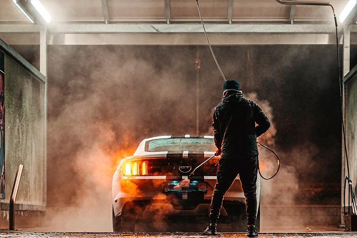 Как действовать водителю при ущербе машине на автомойке/ Фото: angary.metallfors.ru