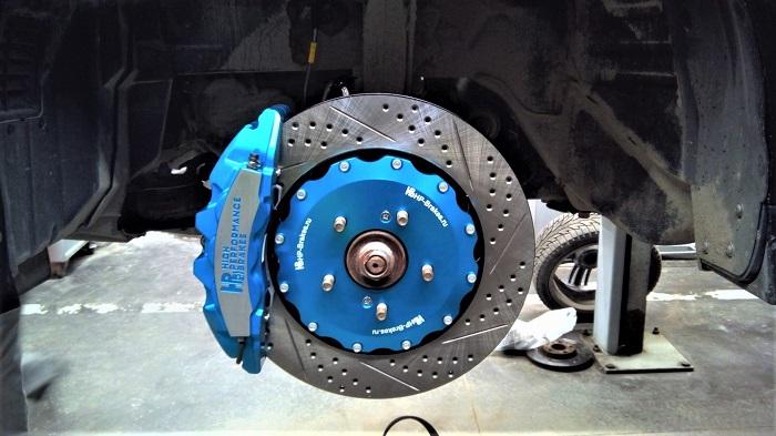 Неисправности тормозной системы/ Фото: hp-brakes.ru