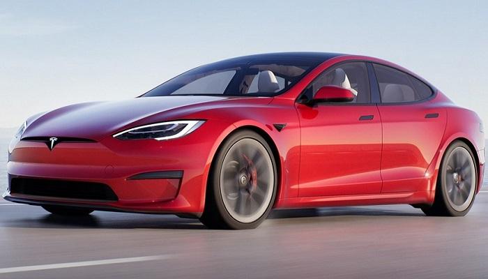 Продвинутый и производительный Tesla Model S/ Фото: tesla.com