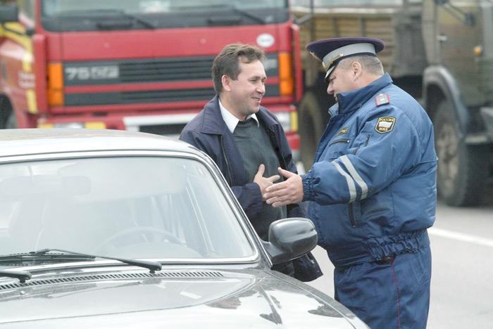 Не нужно спорить с полицейскими/ Фото: drivenn.ru
