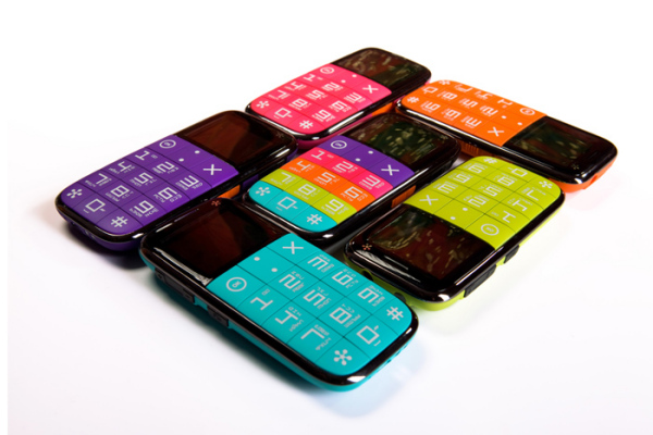 Highscreen Cosmo: необычный смартфон на базе Android 2.2