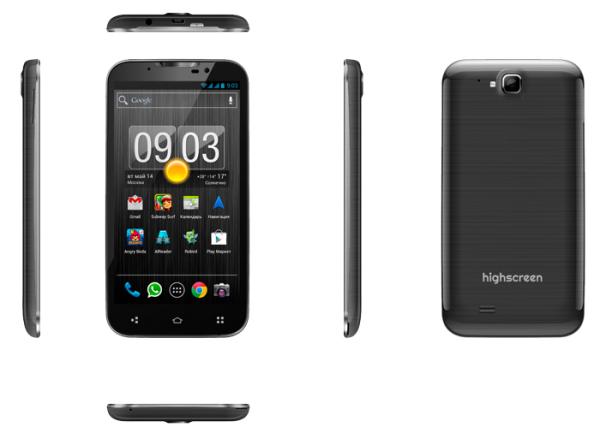 Обзор Highscreen Alpha GTX: самый бюджетный 4-ядерный «смартфонопланшет»