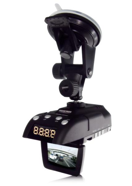 Регистратор Highscreen Black Box Radar-HD