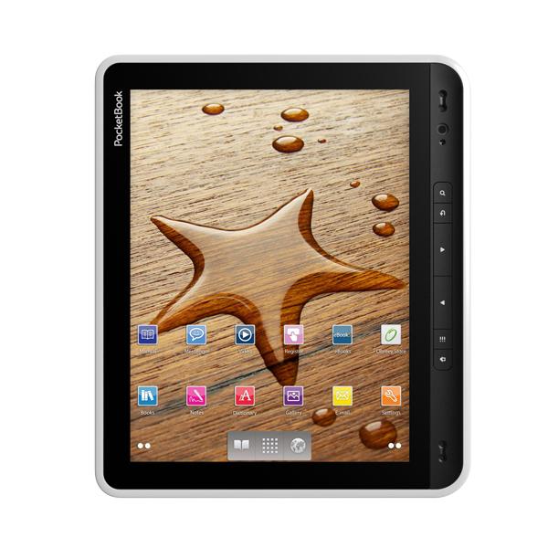 "PocketBook A 10"" 3G: ридер-планшет с 3G-модемом на базе Android"