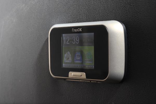 BB-mobile «ГлазОК»: сделай дверь своей квартиры глазастой