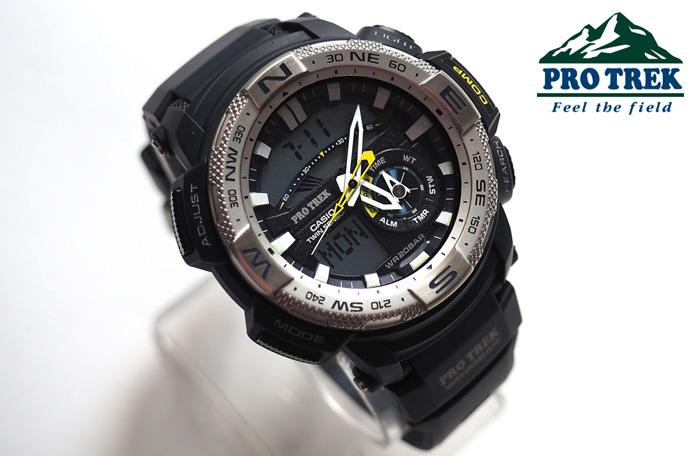 Casio Pro Trek PRG-280-2E.