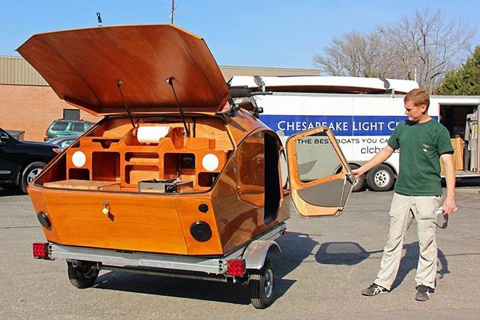 Chesapeake Light Craft.