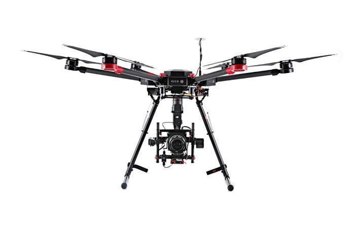 Новый дрон для любителей фото и видео.