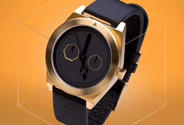 Дизайнерские часы AARK