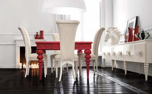 Мягкие формы Коллекции Alta Moda от дизайн студии Vn Company