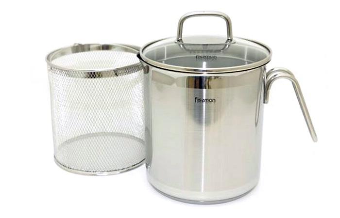 Посуда FISSMAN: кастрюля для варки овощей Asparagus.