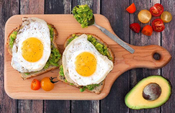 Яйца: острая память и зоркий взгляд.